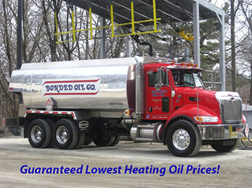 guaranteed low oil price NJ